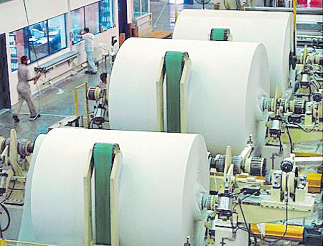 Relief Measures for Newspaper Industry asked from the Govt - Sakshi