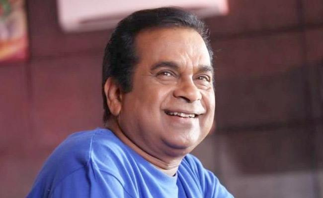 Brahmanandam Donates Rs 3 Lakhs To Corona Crisis Charity - Sakshi
