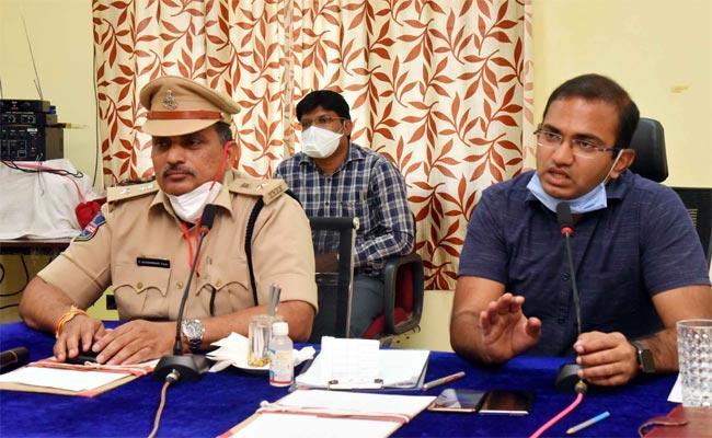 Total 15 Cases Filed In Nirmal District Till Thursday - Sakshi