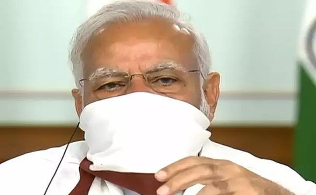 Jaan Bhi Jahaan Bhi: PM Indicates Lockdown With Economic Strategy - Sakshi