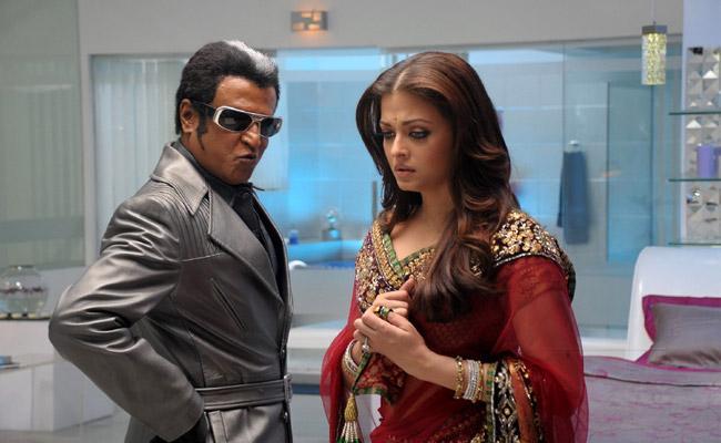 Robo Movie Audio Function: Rajini Hilarious Comedy And Say Thanks To Aishwarya - Sakshi