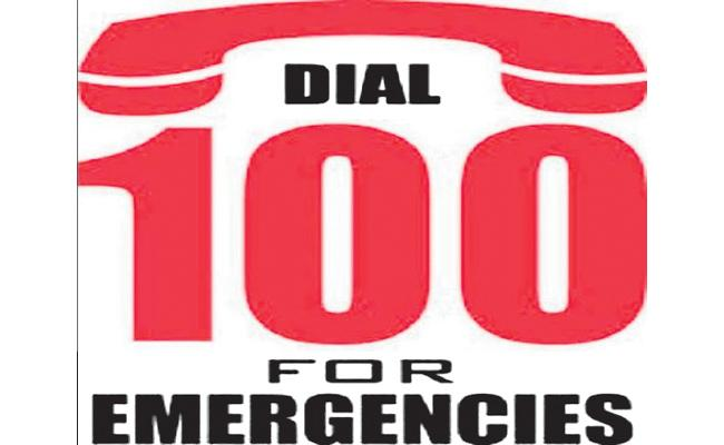Seven Years Completed For Dial 100 - Sakshi
