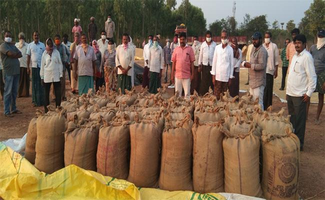 Rice Millers Fraud Weighting In Khammam District - Sakshi