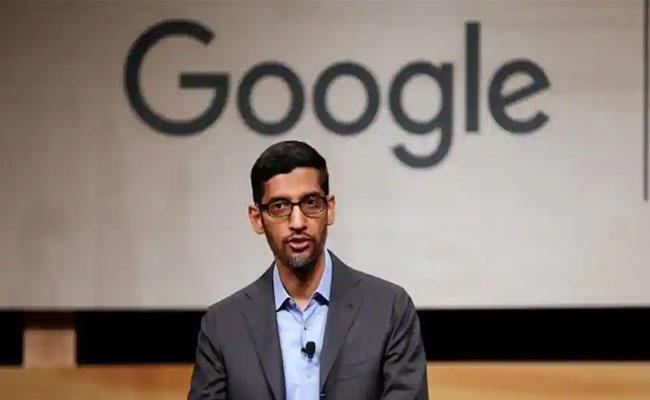 Coronavirus:Google CEO Sundar Pichai donates Rs 5 crore to Give India - Sakshi