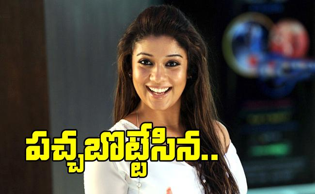 Nayanthara Restyled Her Tattoo Of Prabhu Deva Name On Her Hand - Sakshi