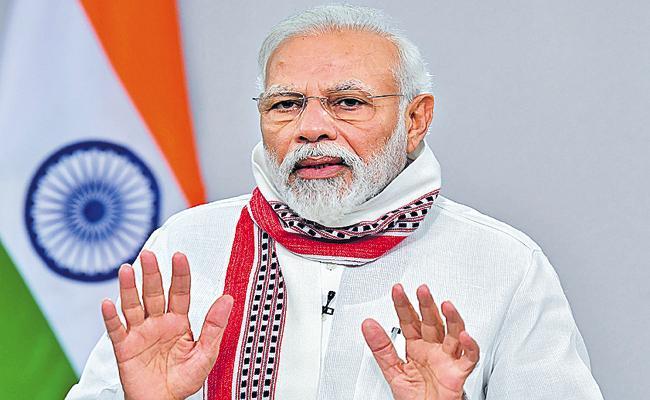 Lockdown: PM Narendra Modi Extends Lockdown Till 3rd May - Sakshi