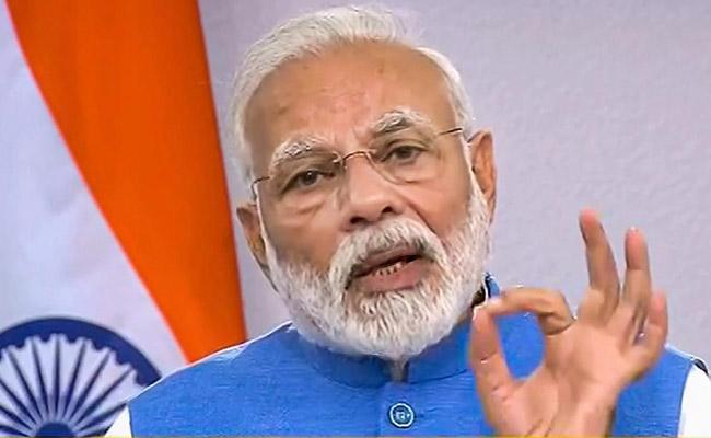 PM Narendra Modi About Lockdown - Sakshi
