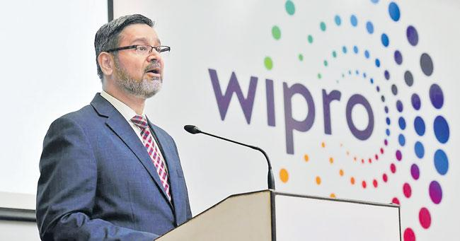 Wipro net profit rises to Rs 9772 crore in FY20 - Sakshi
