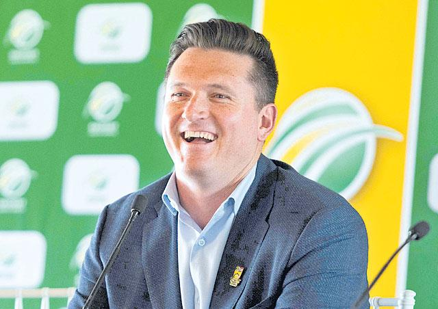 Graeme Smith appointed South Africa director of cricket till March 2022 - Sakshi