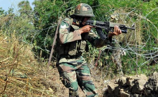 Militant Attack AT Sopore: Three CRPF Jawans killed And 3 Injured - Sakshi