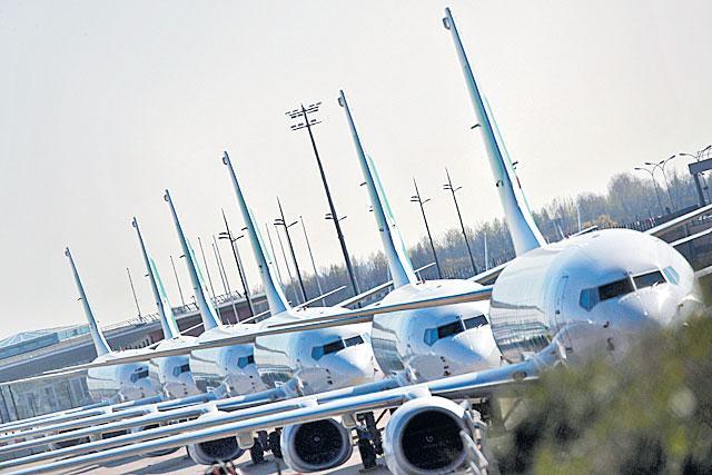 Many Airlines At Brink Of Bankruptcy - Sakshi