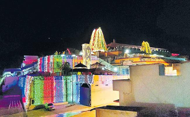 Today Sita Rama Kalyanam At Bhadradri - Sakshi