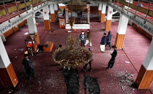 NIA to Probe Afghanistan Gurudwara Terror Attack in First Overseas Case - Sakshi