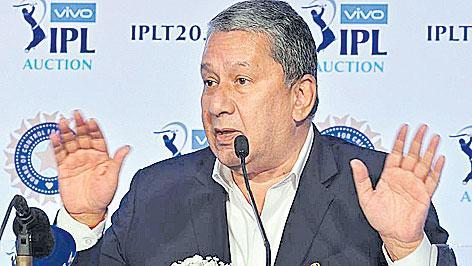 Rajasthan Royals open to shortened IPL among Indian players only - Sakshi