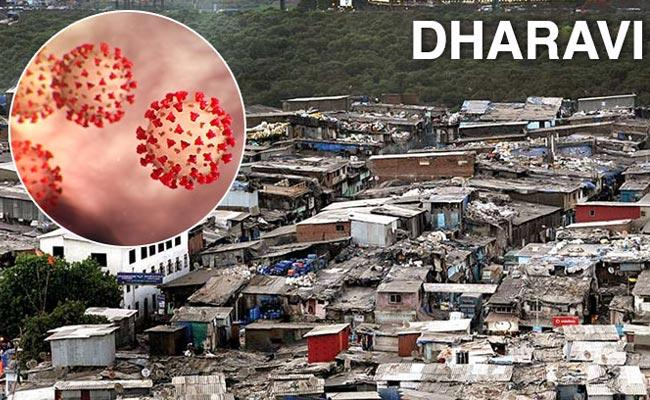 Man Last Breath With Corona In Dharavi First Case - Sakshi