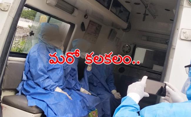 Three Patients Sent to Gandhi Hospital From Jangaon - Sakshi