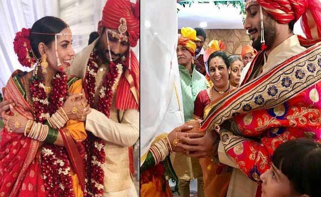 Is Prateik Babbar and Sanya Sagar Marriage Relation In Trouble - Sakshi
