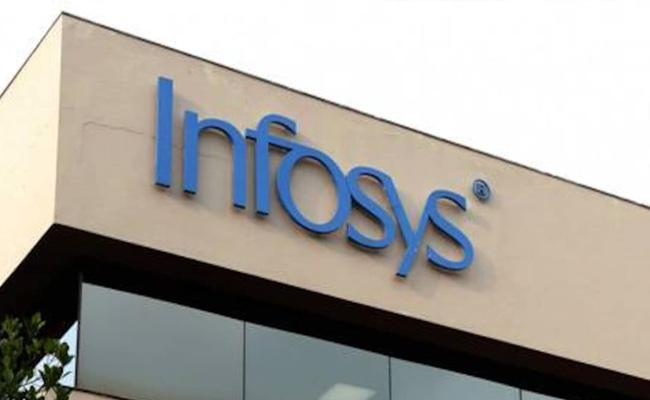 Infosys Suspends Promotions And Salary Hikes - Sakshi