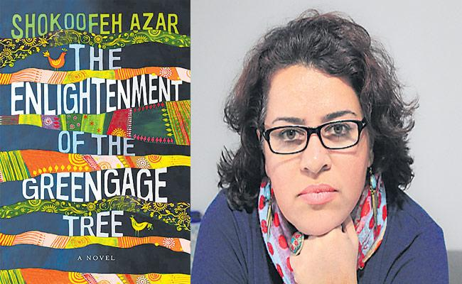 Shokoofeh Azar The Enlightenment of the Greengage Tree Book Review - Sakshi