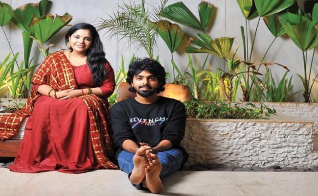 GV Prakash And Saindhavi Couple Blessed With Baby Girl - Sakshi