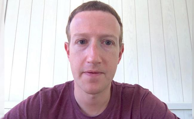 Mark Zuckerberg Shares Video on Facebook Jio Deal - Sakshi
