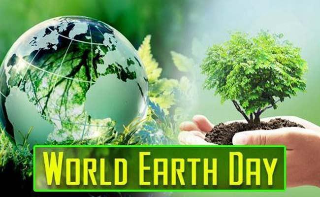 Nagaraju Specioal Article On Earth Day  - Sakshi
