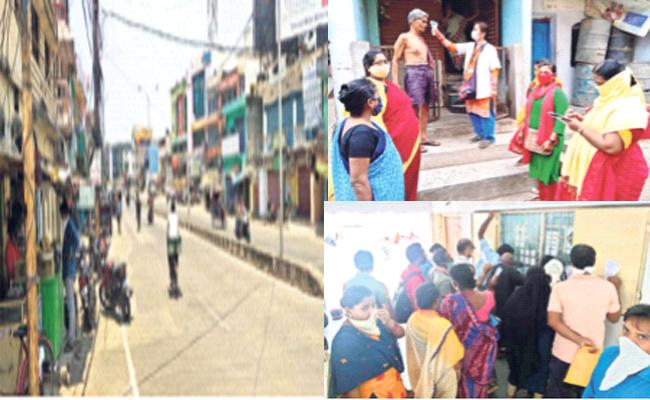 Lockdown Rules Relaxed in Odisha Some Districts - Sakshi