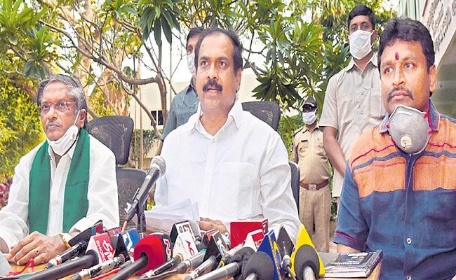 Minister Kannababu Fires On Yellow Media - Sakshi