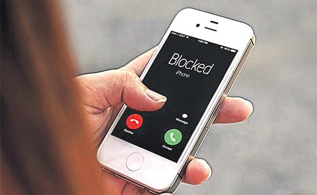 Fake Calls And Nuisance Calls to Dial 100 Hyderabad - Sakshi