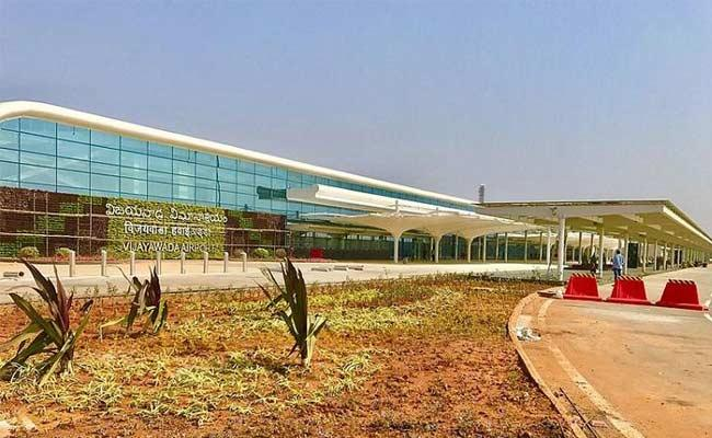 PIB approval for New Integrated Terminal In Gannavaram Airport - Sakshi