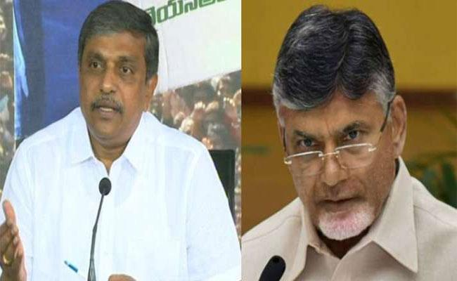 Advisor To The CM Of Andhra Pradesh Sajjala Rama Krishna Reddy Fires On Chandrababu Naidu - Sakshi