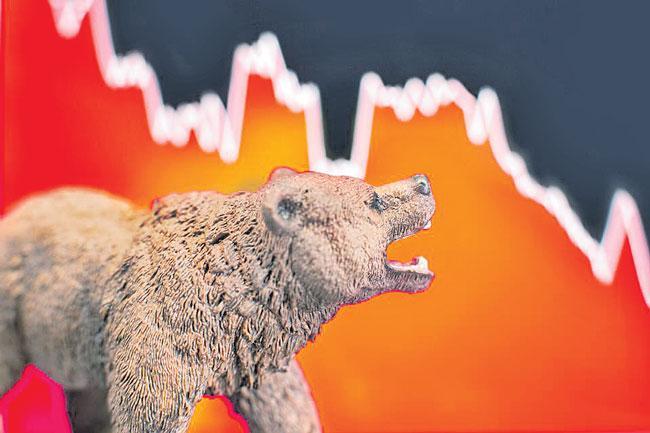 Franklin Templeton fund fiasco hits Dalal Street on Sensex falls 500 points - Sakshi