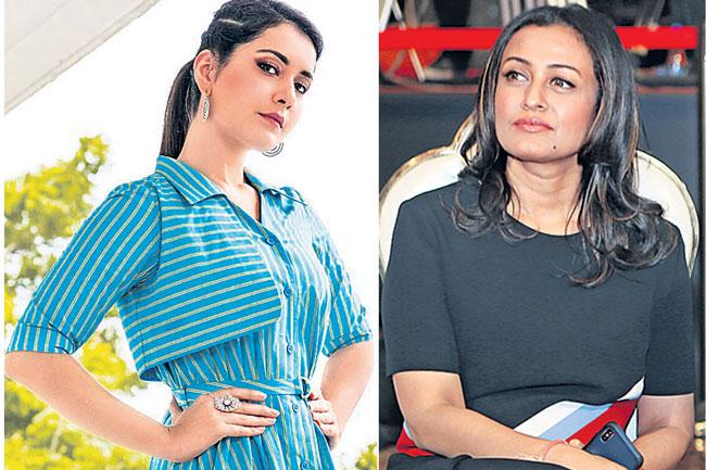 Tollywood actress  Rashi khanna Talks About lockdown moments  - Sakshi
