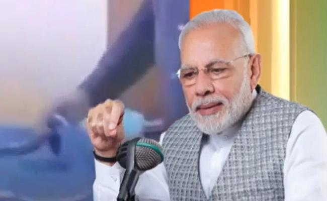Now Is The Best Time To Ensure We Do Not Spit Publicly Says PM Modi - Sakshi