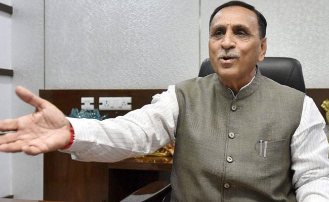 Gujarat Shop Openings Not To Convenience Ramzan: CM Rupani - Sakshi