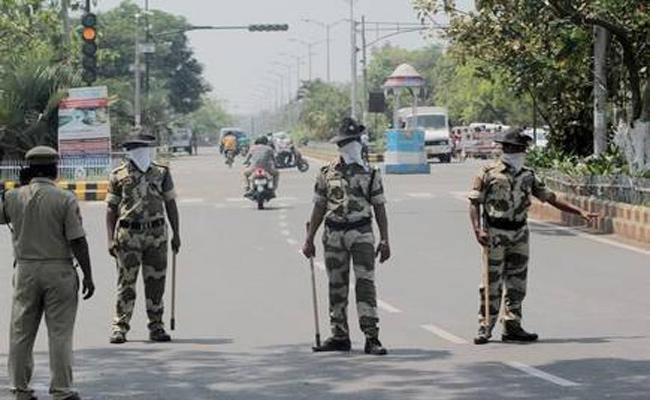 Shutdown Free in Three Districts Odisha Said DGP Abhay - Sakshi