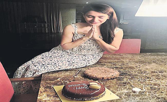 Naga Chaitanya Made A Birthday Cake For Samantha - Sakshi