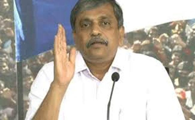 Sajjala Ramakrishna Reddy Fires On TDP In Twitter - Sakshi