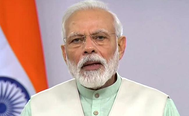 Fight Coronavirus PM Modi Video Message To The Nation - Sakshi