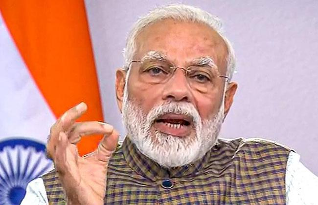 PM Narendra Modi to share video message with nation - Sakshi