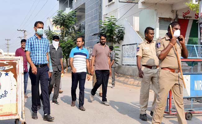 First Corona Case Filed In Nirmal District - Sakshi
