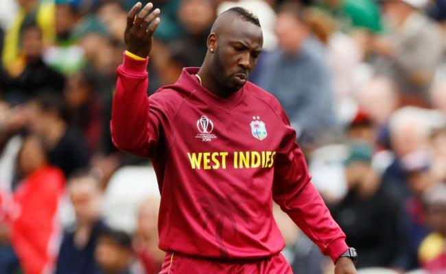 Andre Russell Hits Out At Jamaica Tallawahs - Sakshi