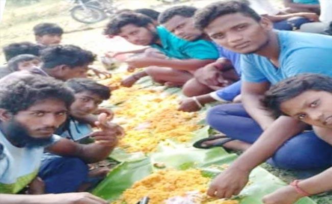 Youth Arrested For Violation Of Lockdown Rules In Tamil Nadu - Sakshi