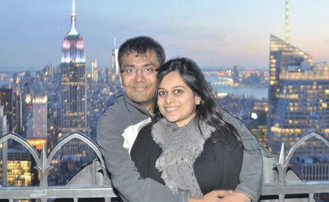 Indian Man And His Pregnant Wife Sudden Deceased In America - Sakshi