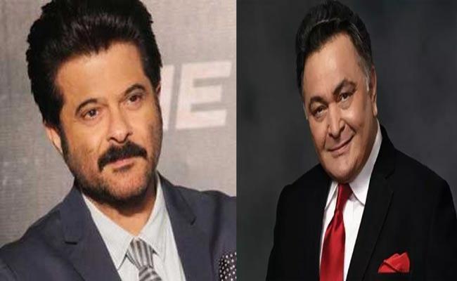 Anil Kapoor Bids Goodbye To Rishi Kapoor In Emotional Note - Sakshi