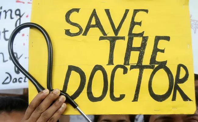 Editorial On Attacks On Doctors - Sakshi