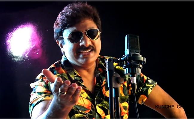 Raghu Kunche Release A Mahammari Corona Awareness Song - Sakshi
