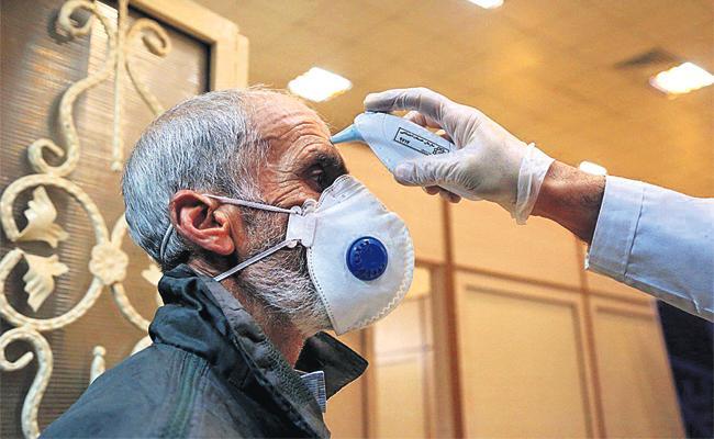 Coronavirus Danger Bells in Hyderabad - Sakshi
