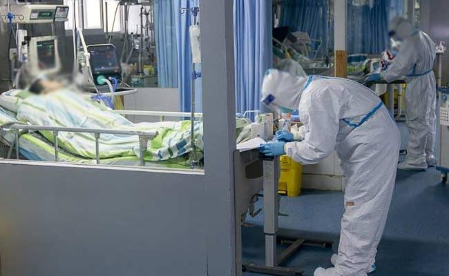 Hindupur Man Last Breath With Corona Virus - Sakshi