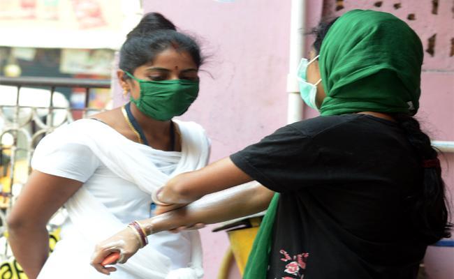 15 New Coronavirus Cases File in Visakhapatnam - Sakshi